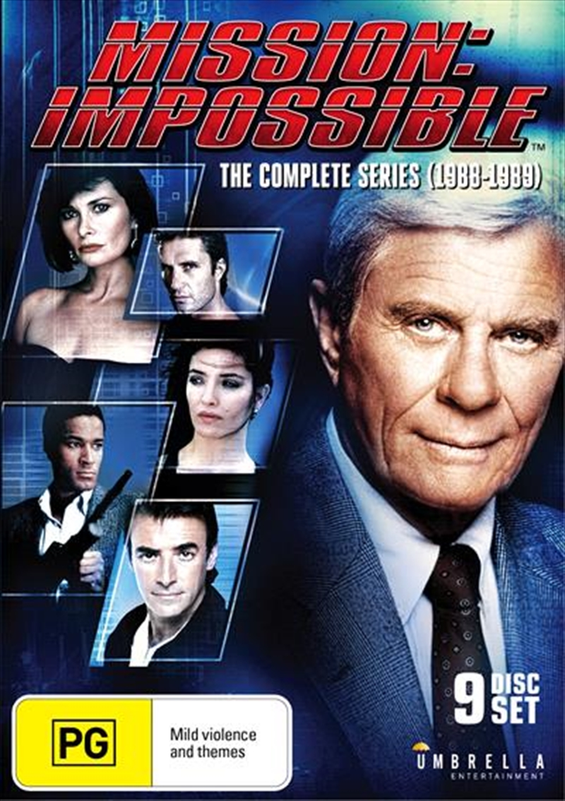 Mission Impossible | Series Collection | DVD