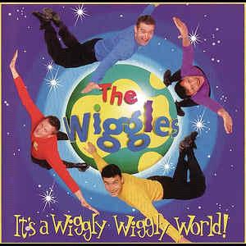 It S A Wiggly Wiggly World! | CD