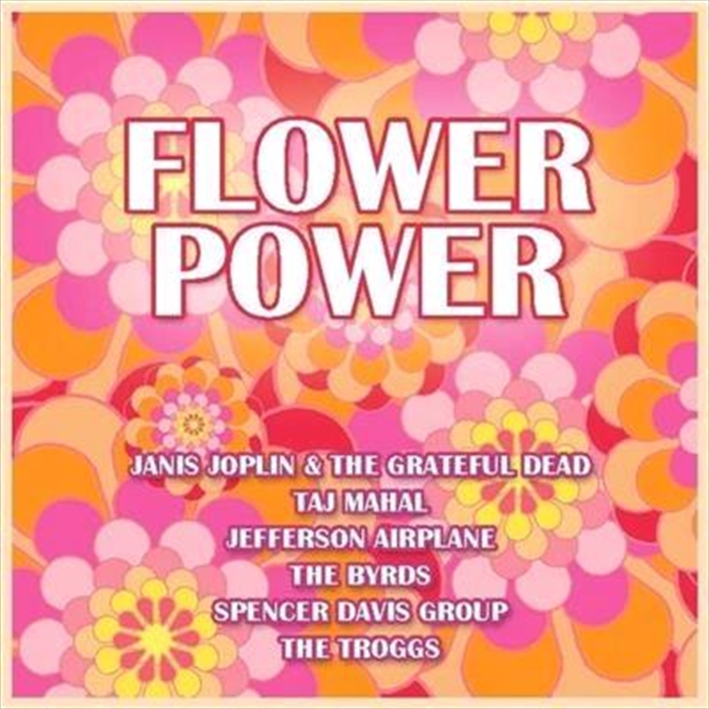 Flower Power | CD