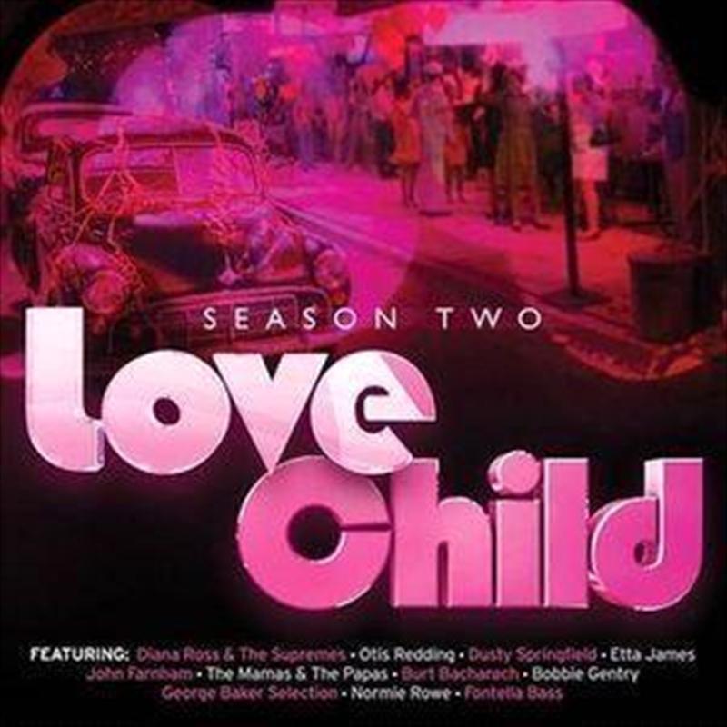 Love Child Season 2 - Soundtrack | CD
