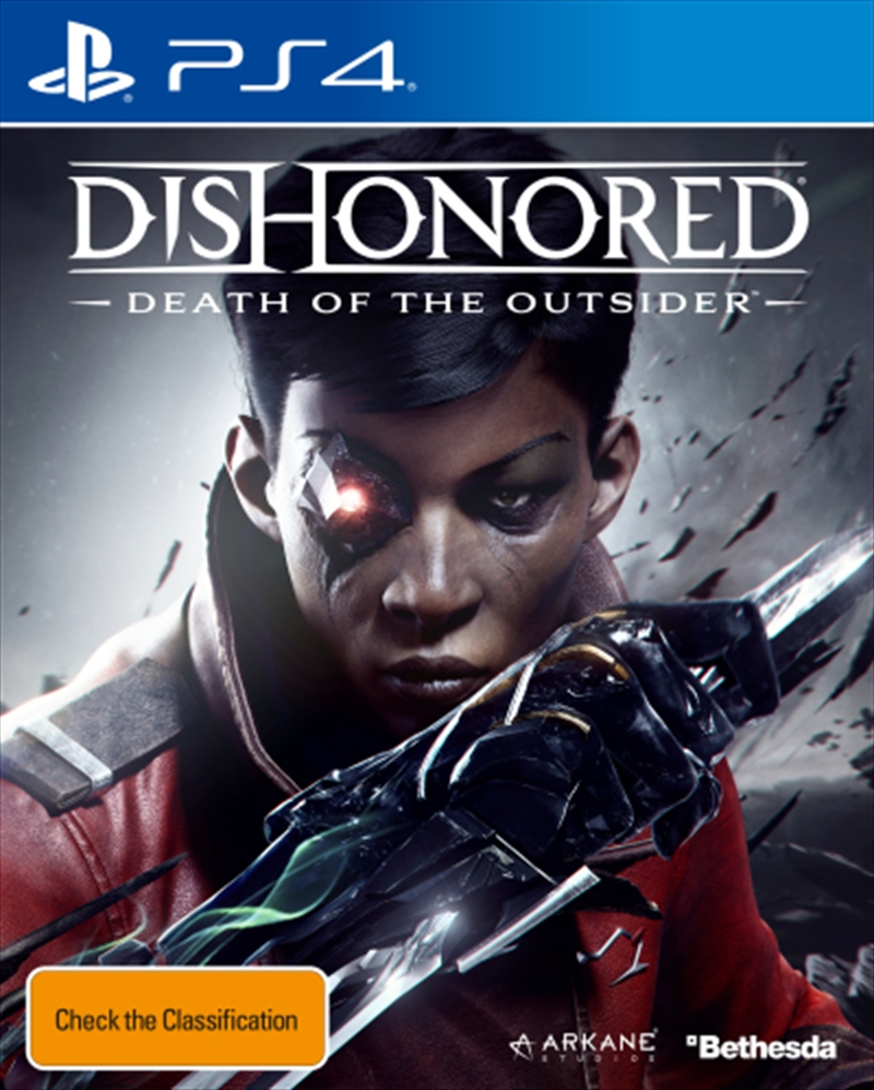 Dishonored Death of the Outsider | PlayStation 4