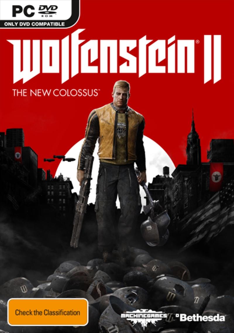 Wolfenstein 2 The New Colossus | PC