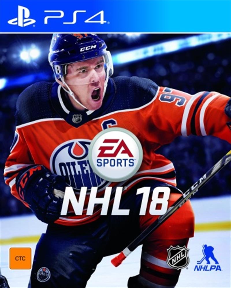 Nhl 18   PlayStation 4