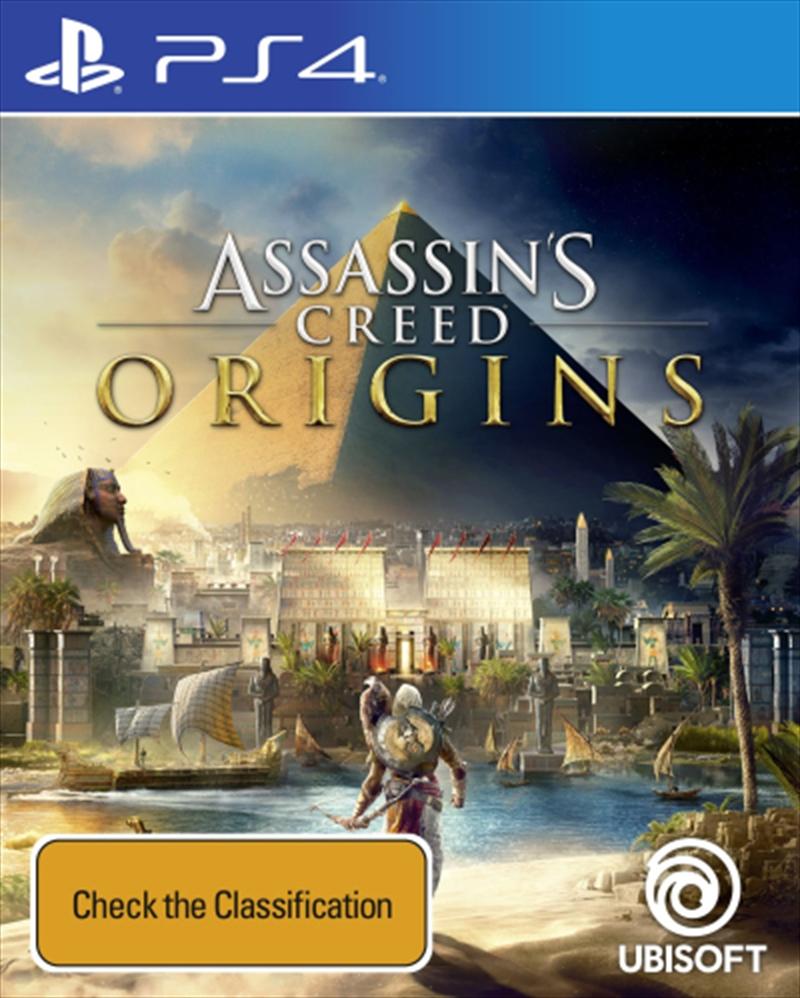 Assassins Creed Origins | PlayStation 4