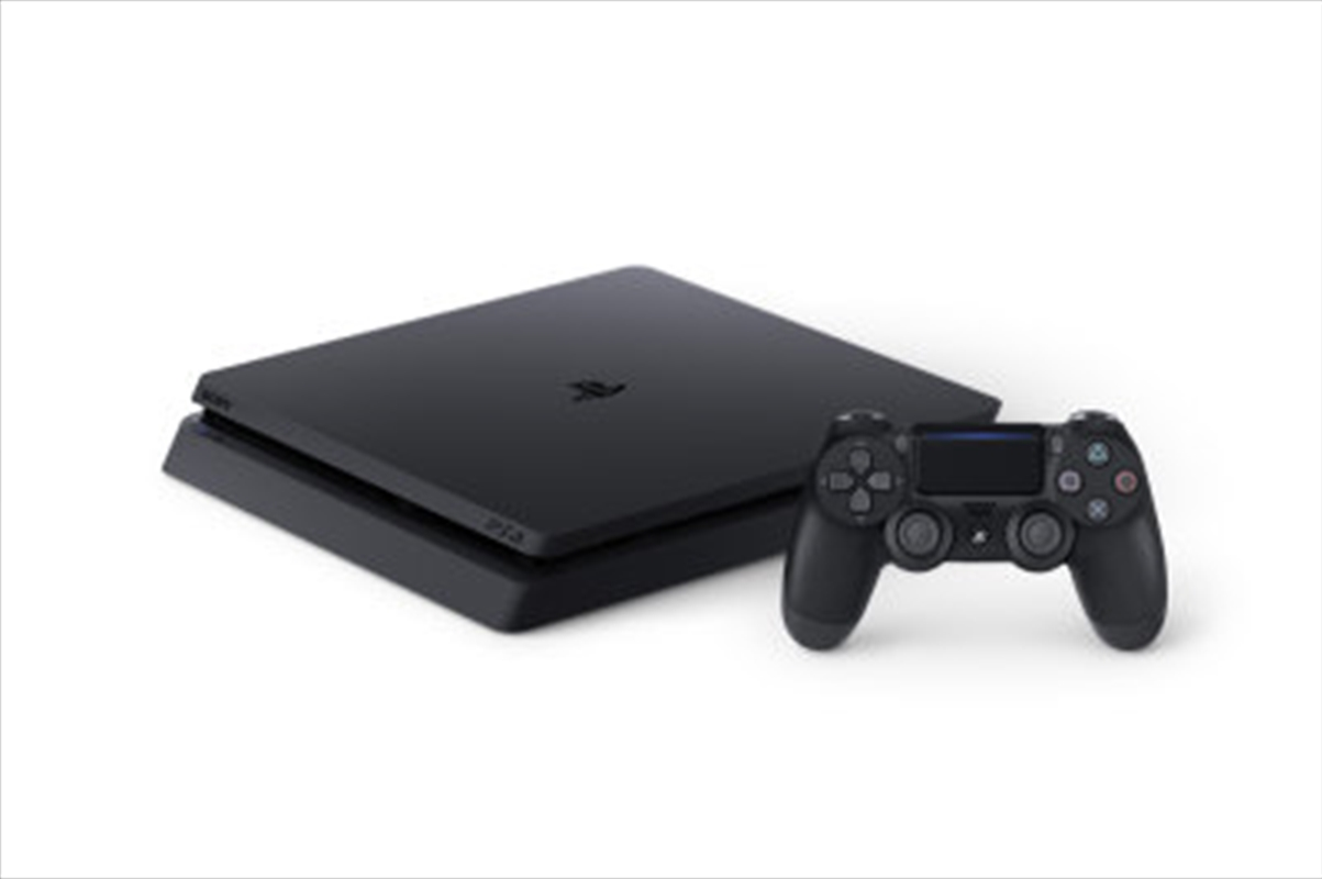 PlayStation 4 Console 500GB Slim Black | Console