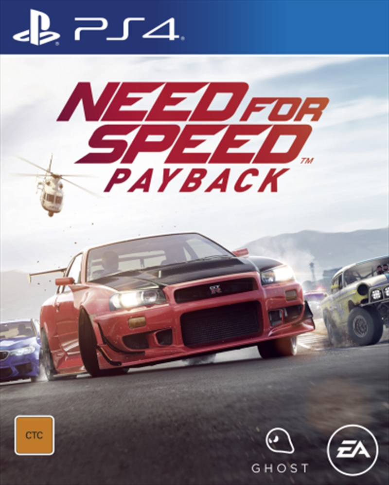 Need For Speed Payback | PlayStation 4