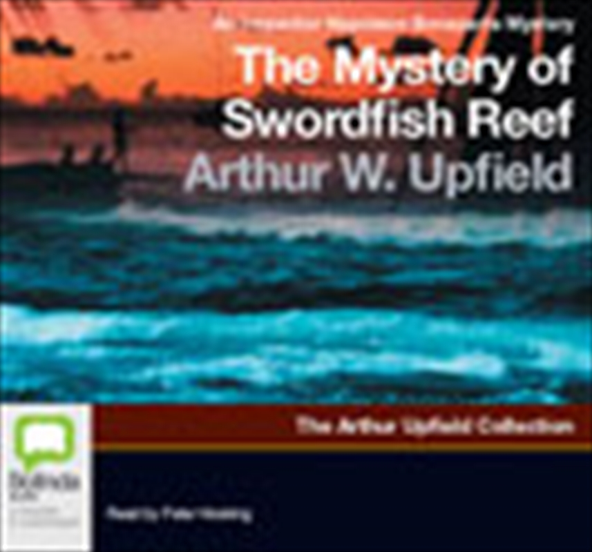 Mystery Of Swordfish Reef | Audio Book