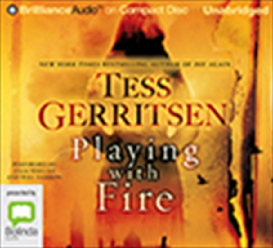 Playing With Fire | Audio Book