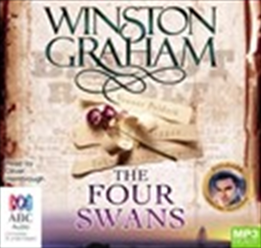 Poldark No 6: The Four Swans | Audio Book