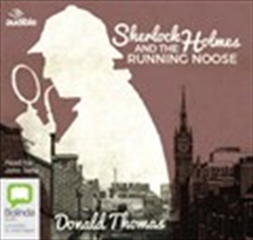 Sherlock Holmes And The Running Noose | Audio Book