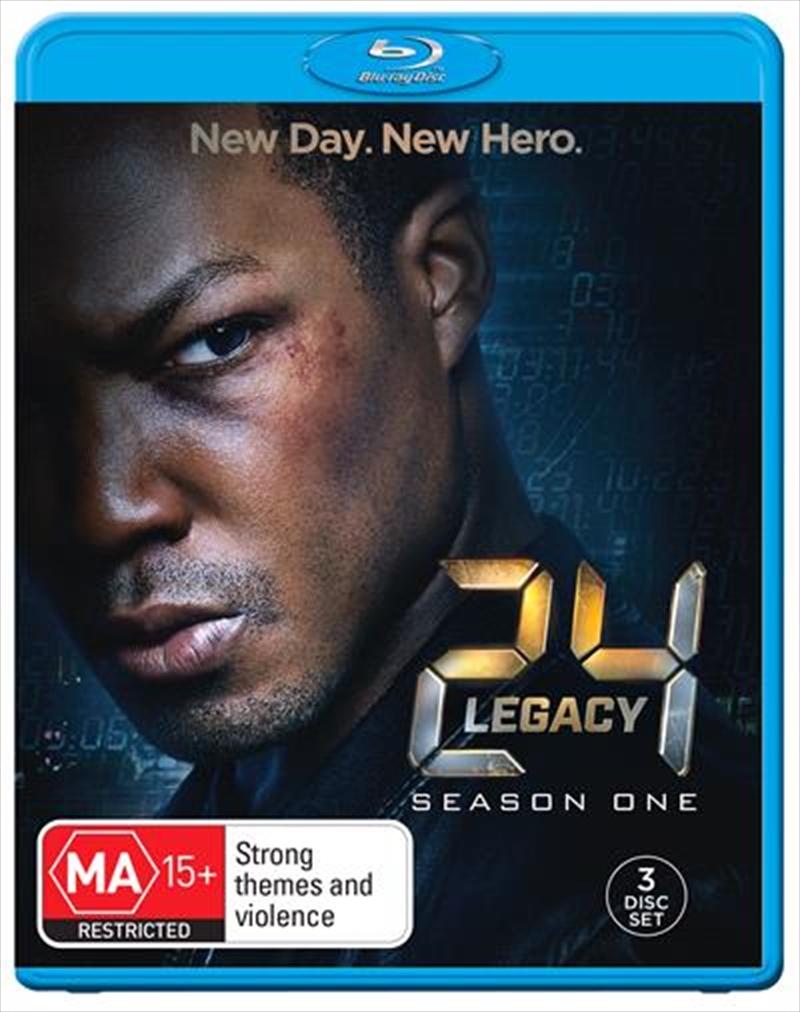 24 - Legacy | Blu-ray