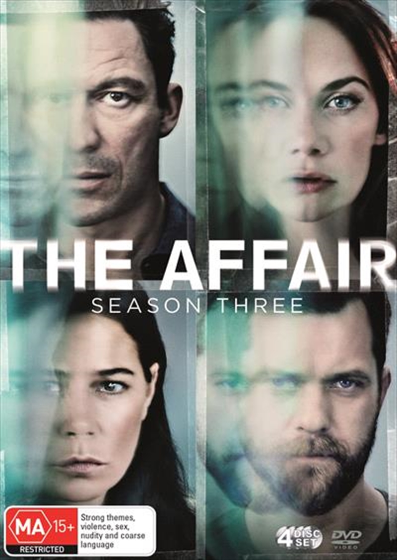 Affair - Season 3 | DVD