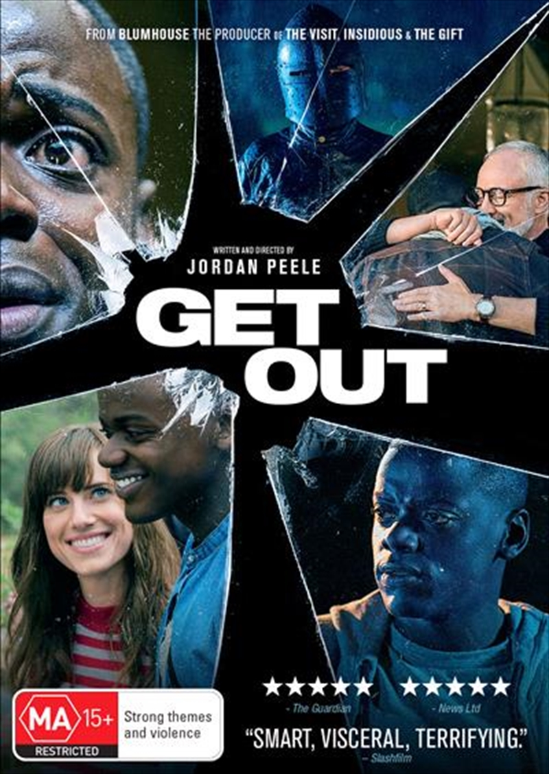 Get Out | DVD