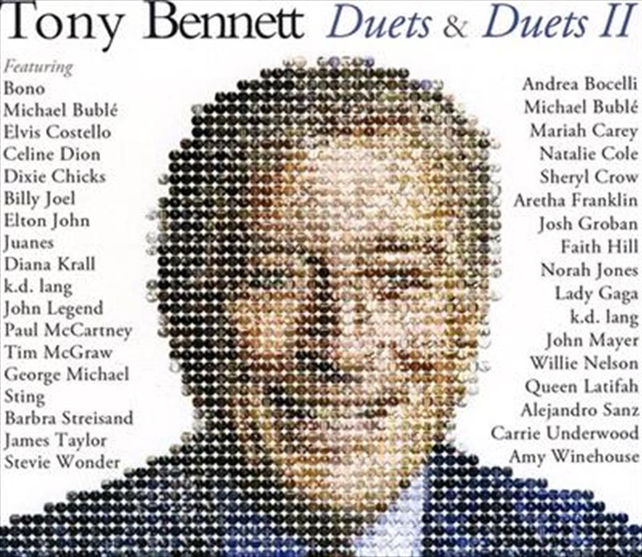 Duets / Duets II | CD