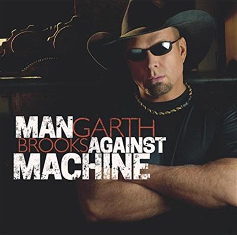 Man Against Machine | CD
