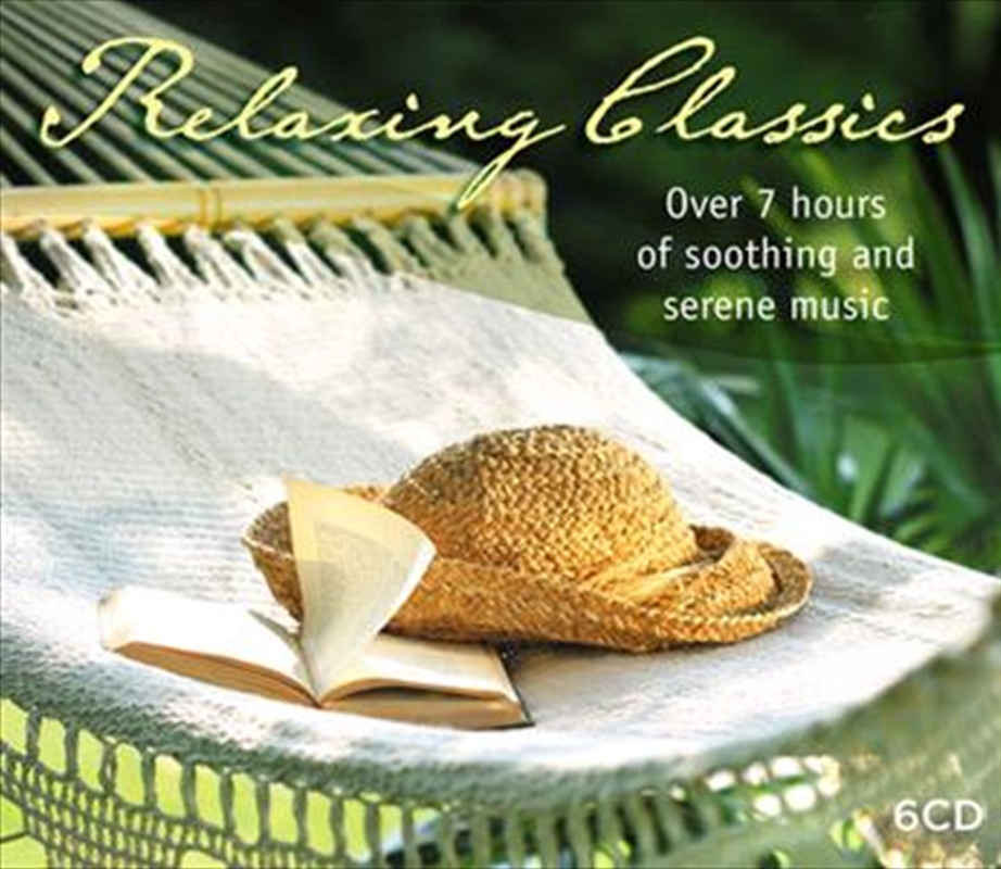 Music To Relax To | CD