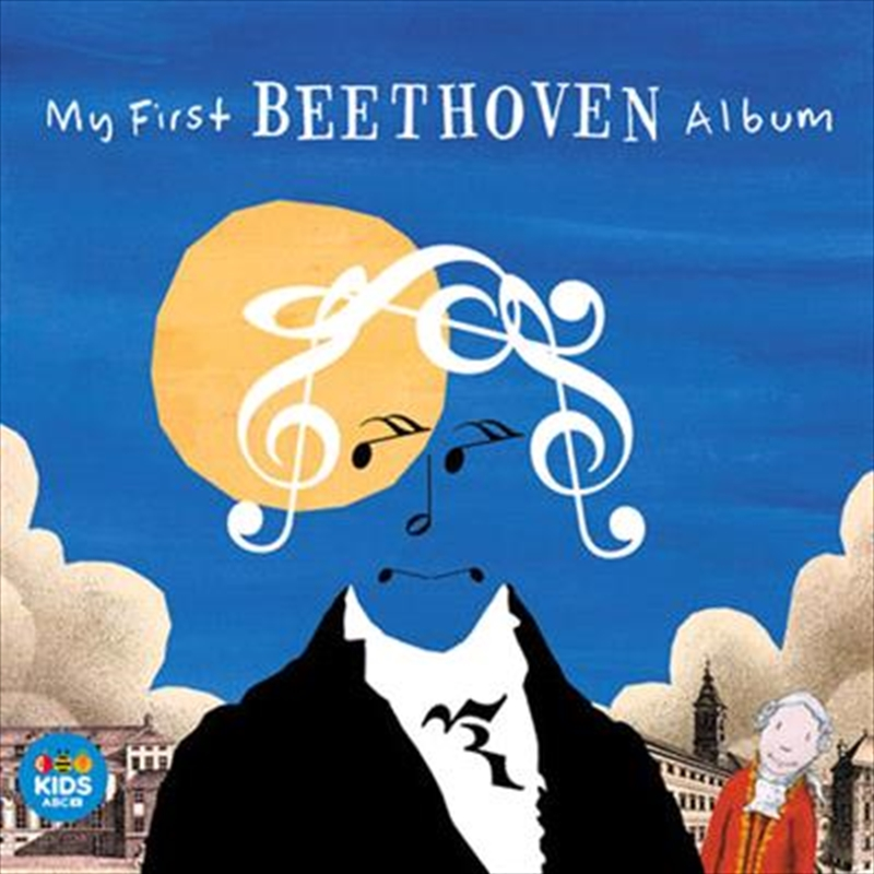 My First Beethoven Album | CD