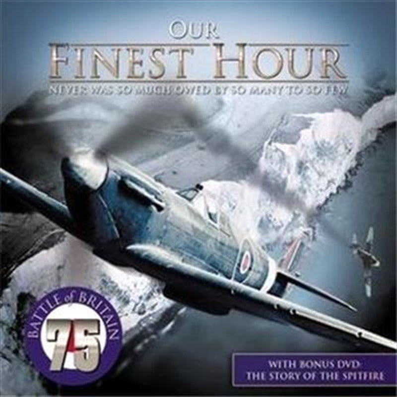 Our Finest Hour | CD