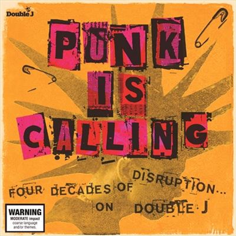 Double J Punk Is Calling | CD
