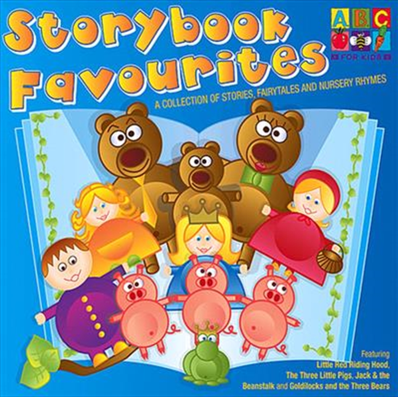 Story Book Favourites | CD