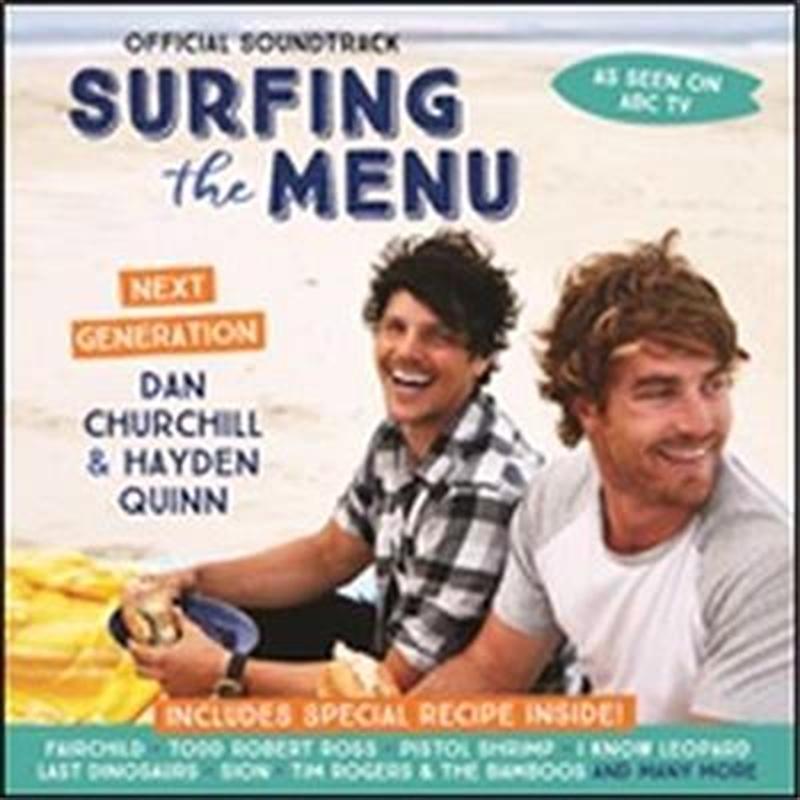 Surfing The Menu- Next Generation | CD