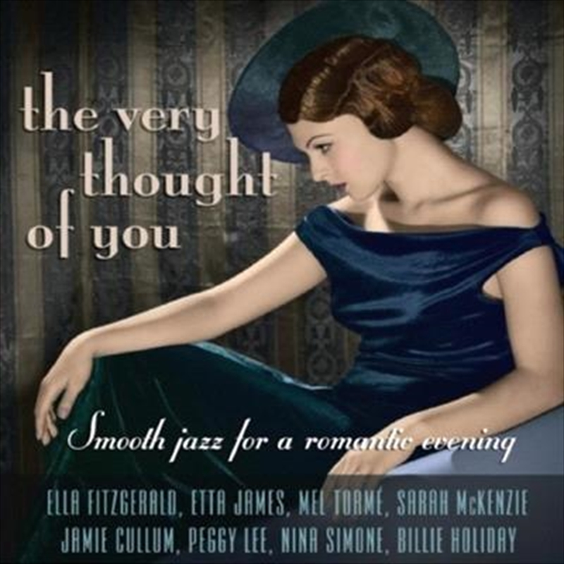 Very Thought Of You | CD