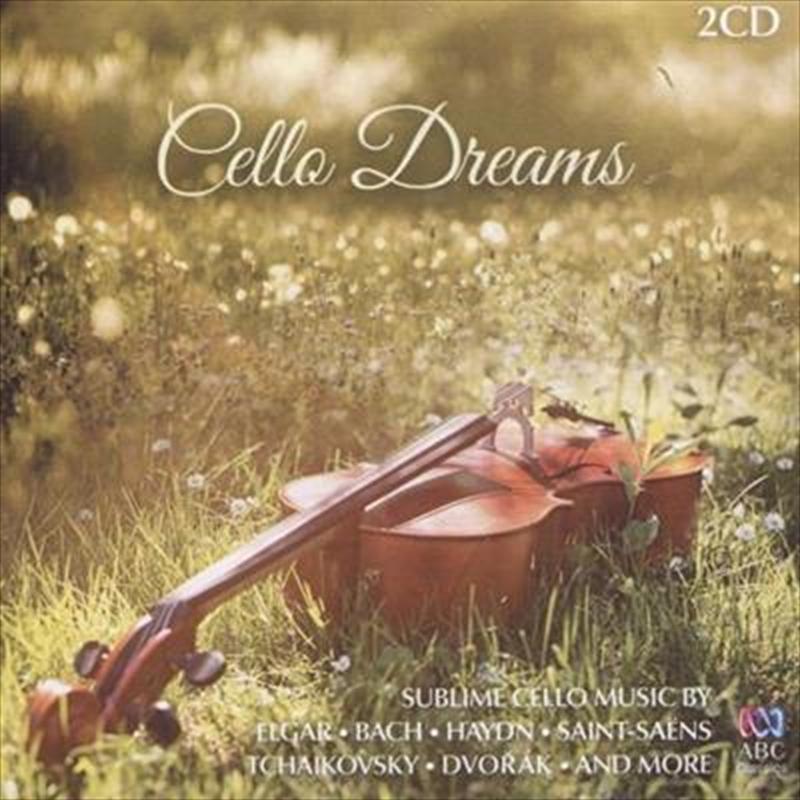 Cello Dreams   CD