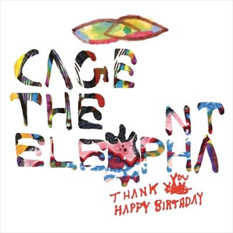 Thank You Happy Birthday | CD