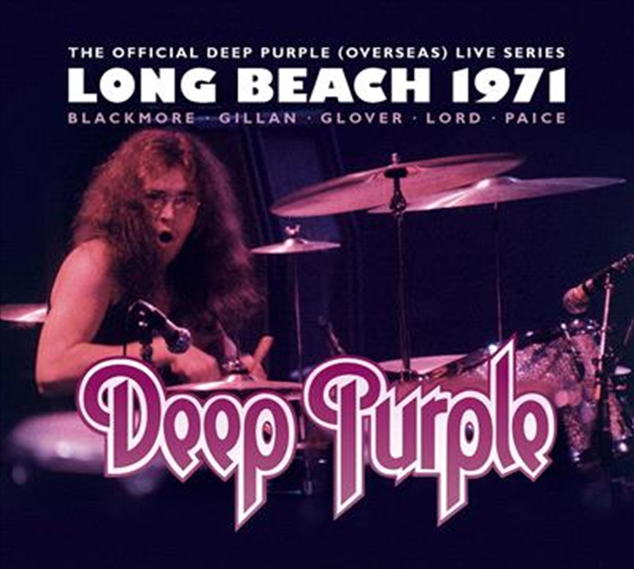Long Beach 1971 | CD