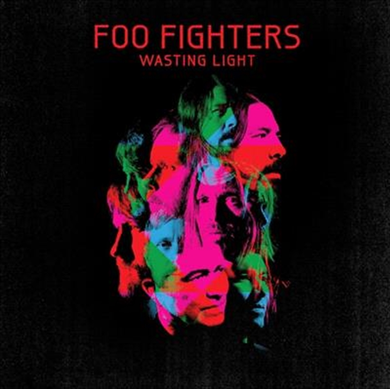 Wasting Light | CD