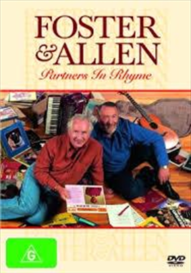 Magic Of Foster and Allen | DVD