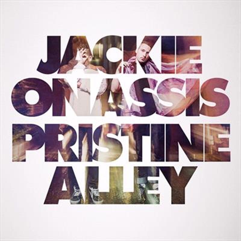 Pristine Alley | CD