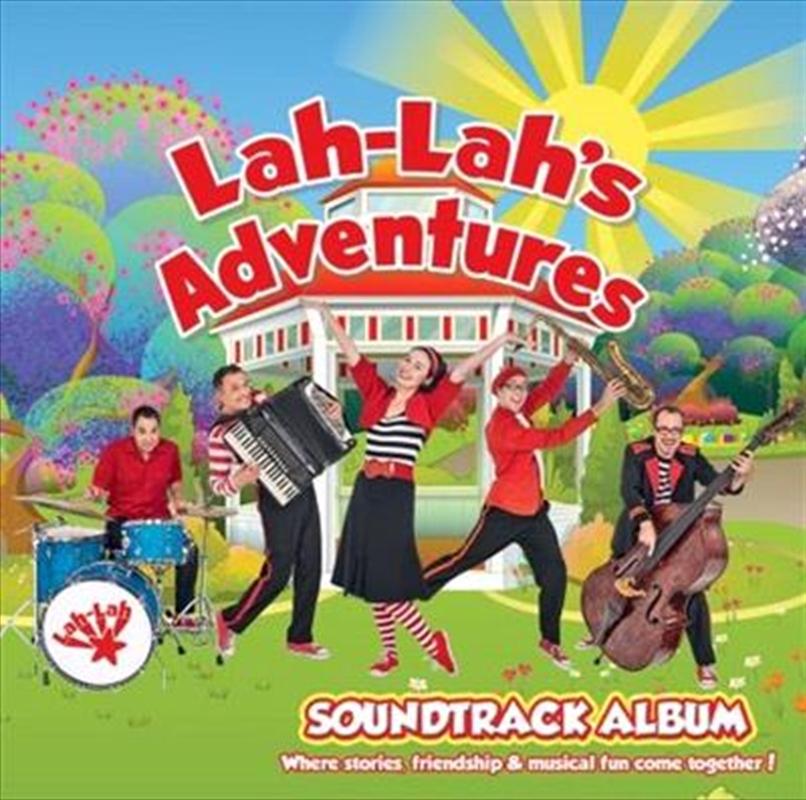 Lah-Lah's Adventures Soundtrack Album | CD