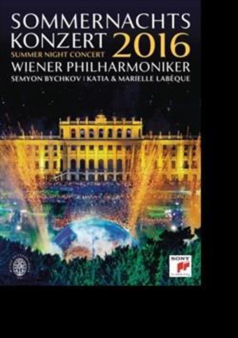 Sommernachtskonzert 2016 / Summer Night Concert 2016 | DVD