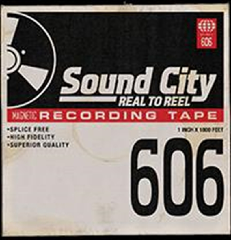Sound City - Real To Reel | CD