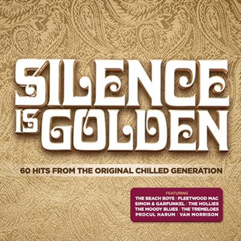 Various - Silence Is Golden - 3cd Set | CD