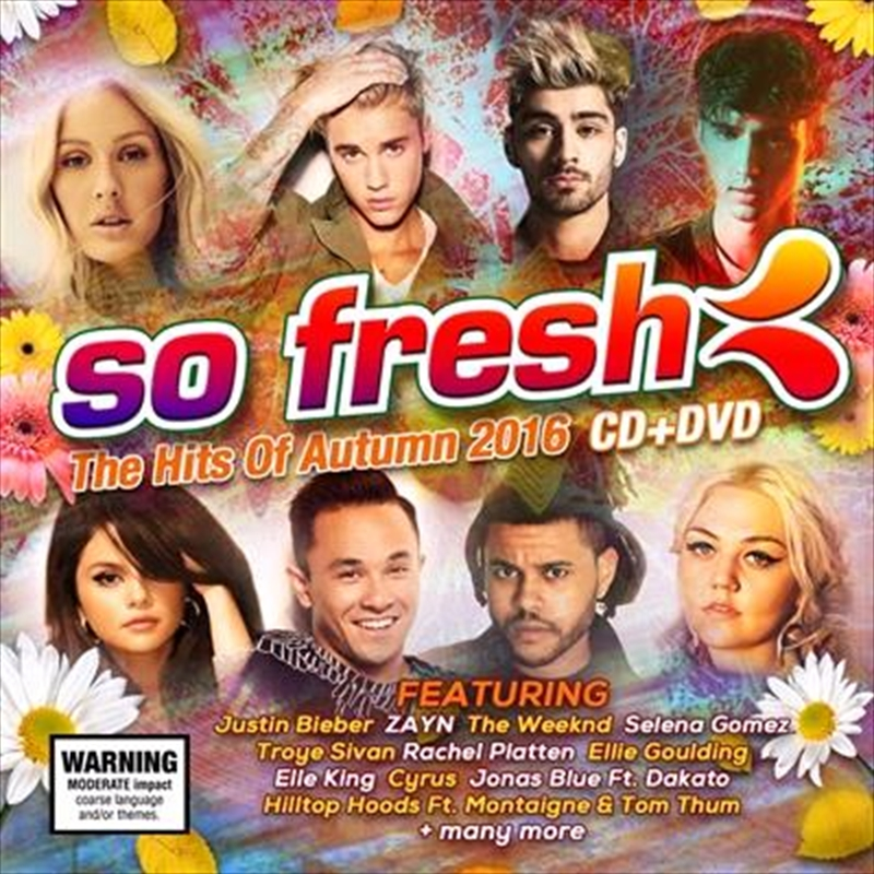 So Fresh- Hits Of Autumn 2016