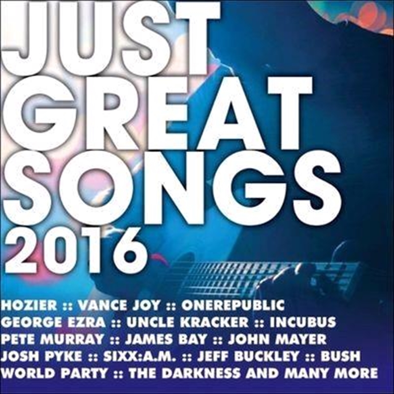 Just Great Songs 2016 | CD