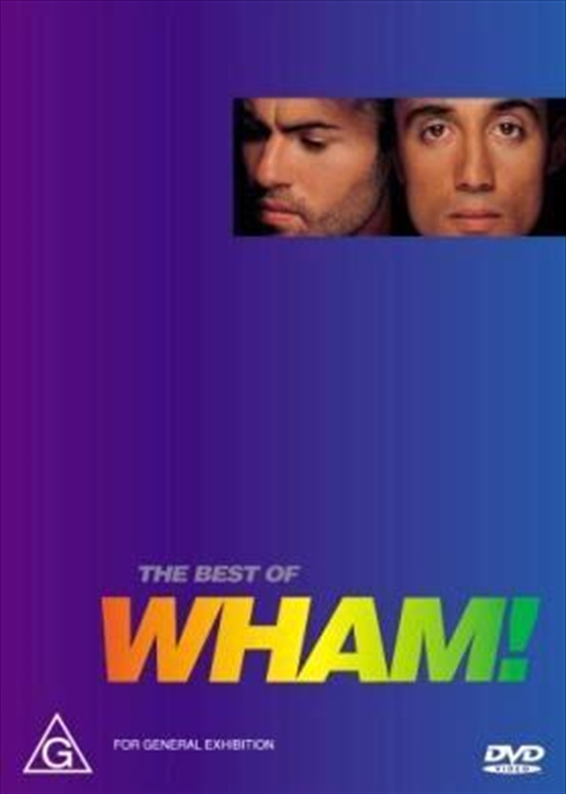 If You Were There... Best Of Wham! | DVD