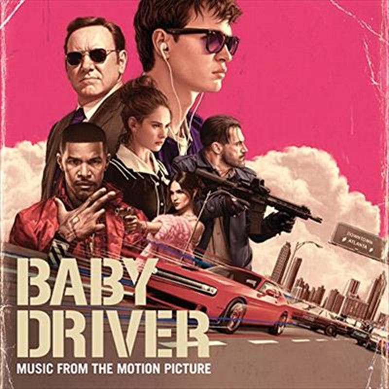 Baby Driver | CD