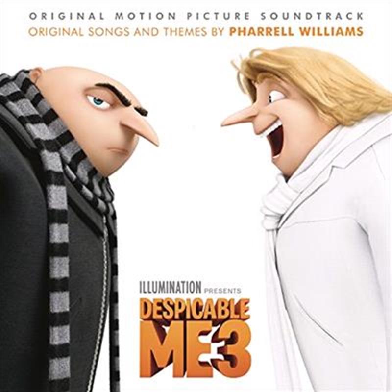 Despicable Me 3 | CD