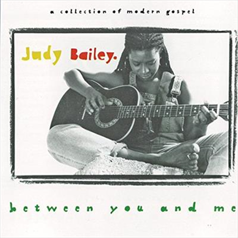 Between You And Me | CD