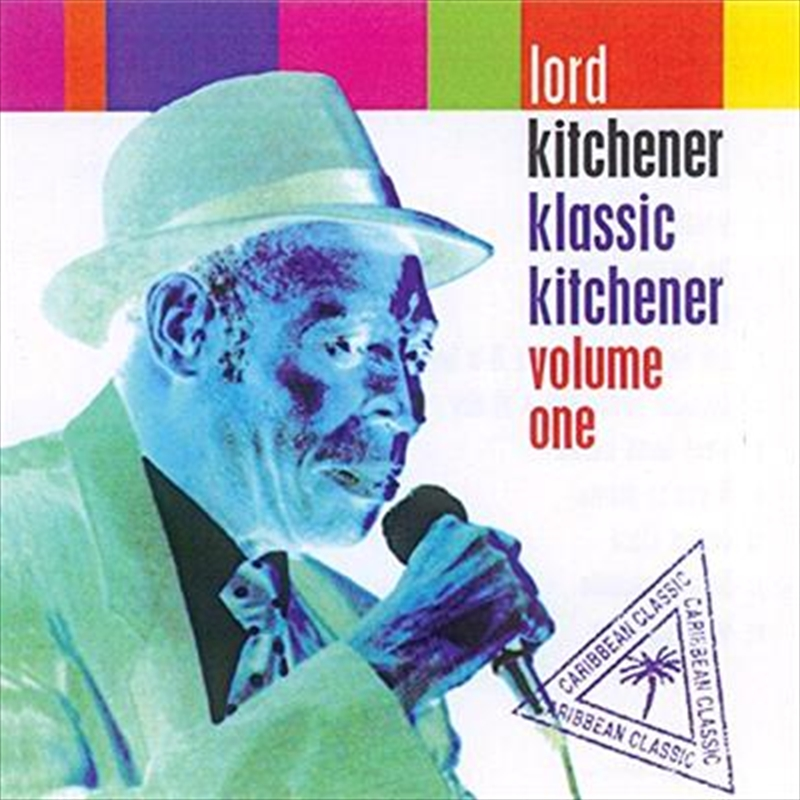 Klassic Kitchener Vol 1 | CD