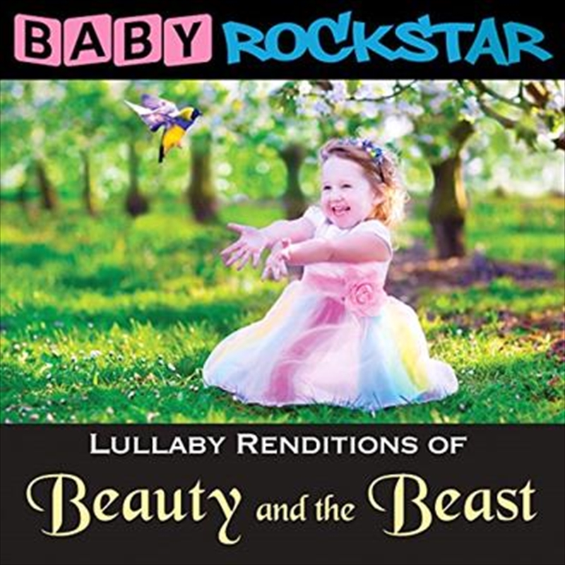 Beauty And The Beast: Lullaby   CD