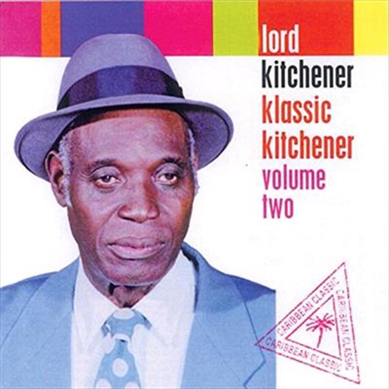 Klassic Kitchener Vol 2   CD