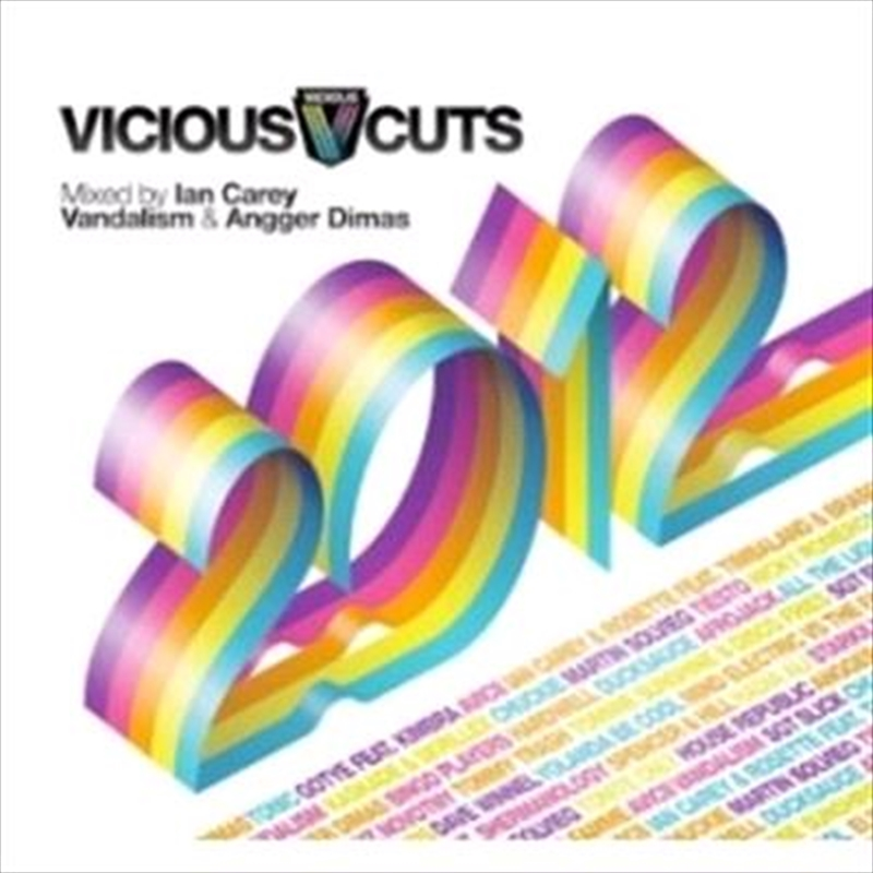 Vicious Cuts 2012 | CD