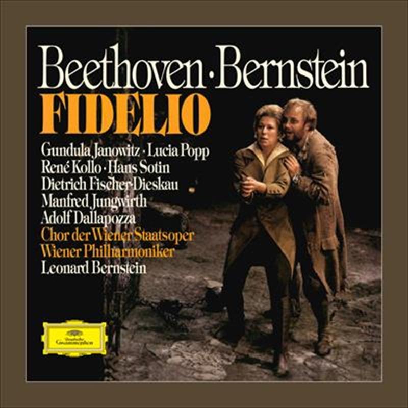 Beethoven: Fidelio Op.72   Blu-ray
