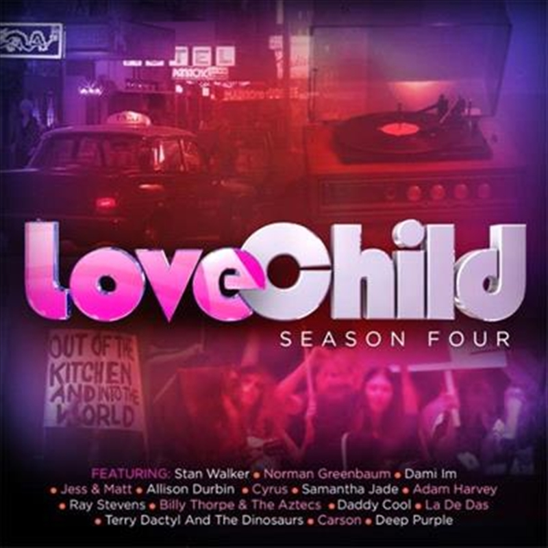 Love Child - Season 4 | CD