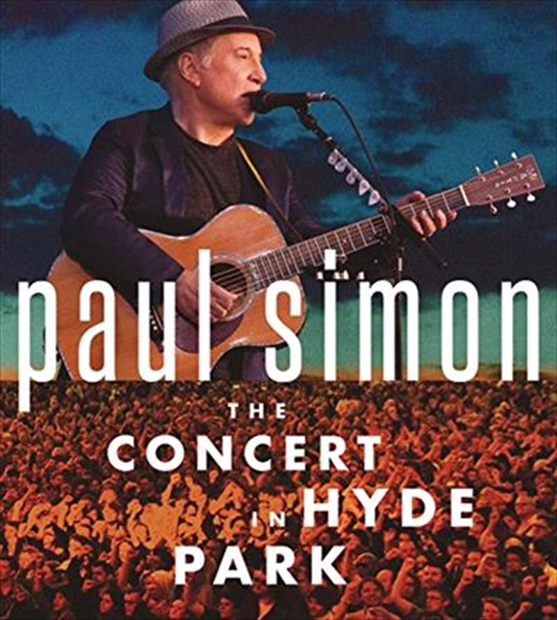 Concert In Hyde Park: 3CD/Blry | Blu-ray/CD