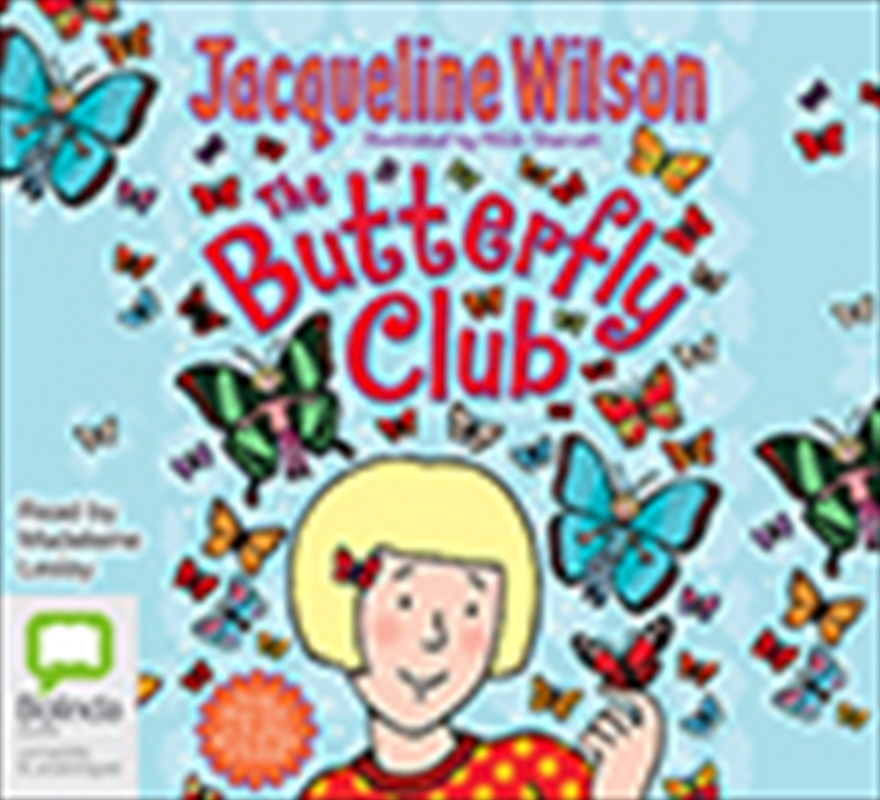 Butterfly Club   Audio Book